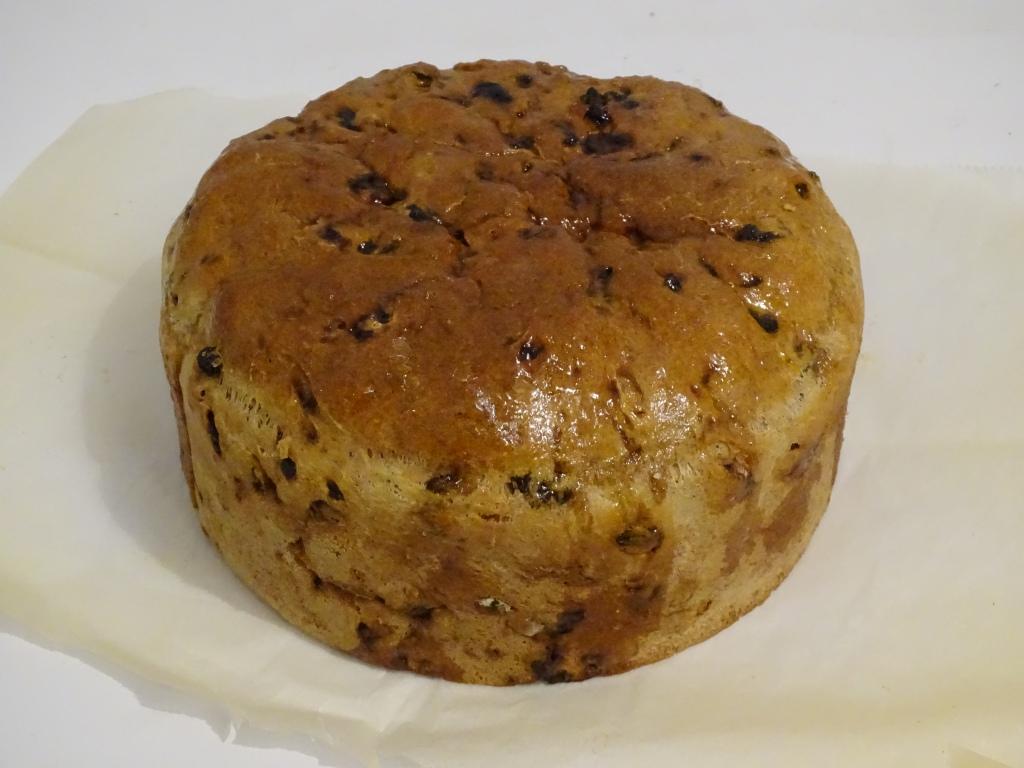 Irish Barnbrack loaf